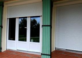 Vitrerie mussipontaine fabricant porte de garage et for Porte de garage nancy